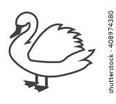 Swan Icon. Swan Icon Jpg. Swan...