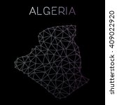 Algeria Network Map. Abstract...