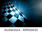 racing square background ... | Shutterstock .eps vector #409026010