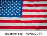 american flag | Shutterstock . vector #409032799