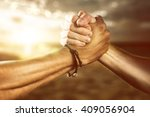 solidarity | Shutterstock . vector #409056904