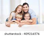 kids. | Shutterstock . vector #409216576