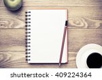 in search of inspiration | Shutterstock . vector #409224364