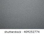 gray yoga mat texture... | Shutterstock . vector #409252774