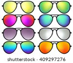 Sunglasses Set. Trendy...
