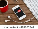 chiangmai  thailand  april 22 ...   Shutterstock . vector #409339264