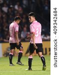 Small photo of BURIRAM,THAILAND-APR 5:Anon Amornlertsak of Buriram UTD. in action during AFC Champions League 2016 Buriram UTD.and Sanfrecce Hiroshima at I-mobile Stadium on April 5,2016 in Thailand