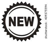 new icon | Shutterstock .eps vector #409375594