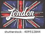 Vector Hand Drawn Color Uk...