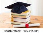 education  school  graduation...   Shutterstock . vector #409546684