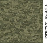 Seamless Camouflage Military...