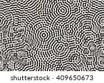 abstract repeating endless... | Shutterstock . vector #409650673