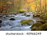 Beautiful Smoky Mountain Strea...