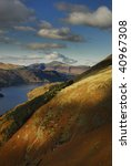 skiddaw and thirlmere from...