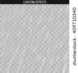 rain isolated realistic effect... | Shutterstock .eps vector #409710340