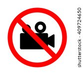 video cam not allowed