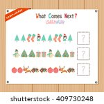 completing the pattern... | Shutterstock .eps vector #409730248