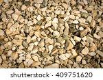 pebbles background | Shutterstock . vector #409751620