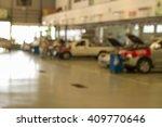 car repair service center... | Shutterstock . vector #409770646
