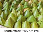 thai desert  selective focus     Shutterstock . vector #409774198