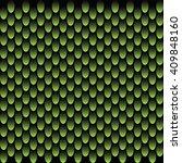 green flake of metal texture... | Shutterstock .eps vector #409848160