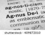 Small photo of Agnus Dei