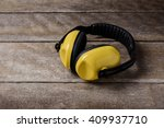 noise reduction protective... | Shutterstock . vector #409937710