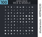 universal set 100 icon