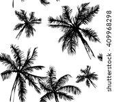 tropical  vector background... | Shutterstock .eps vector #409968298