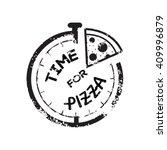 pizza vector illustration | Shutterstock .eps vector #409996879