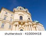 klosterneuburg monastery is a... | Shutterstock . vector #410004418