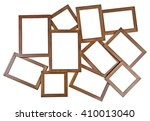 Brown Wooden Photo Frame With...