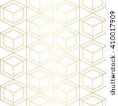 golden texture. seamless... | Shutterstock .eps vector #410017909