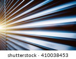 steel shutter door background... | Shutterstock . vector #410038453