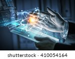 innovative technologies in... | Shutterstock . vector #410054164