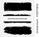 set of grunge banners.grunge... | Shutterstock .eps vector #410070826