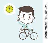 vector design character...   Shutterstock .eps vector #410104324