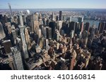 the city of new york is the... | Shutterstock . vector #410160814