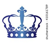 crown icon  | Shutterstock .eps vector #410161789