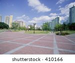 city view | Shutterstock . vector #410166