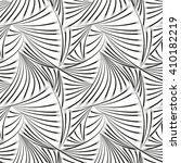 black and white abstract... | Shutterstock .eps vector #410182219