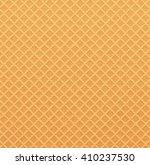 background  texture wafer  | Shutterstock . vector #410237530