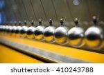 cartesian impulse conservation... | Shutterstock . vector #410243788