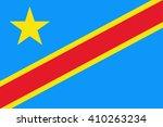 flag of democratic republic | Shutterstock .eps vector #410263234
