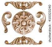 Element Woodcarving. Furniture...