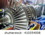 Turbine engine profile. ...