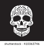 Skull Vector For Fashion Design ...