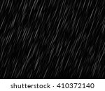 rain on black background....   Shutterstock .eps vector #410372140