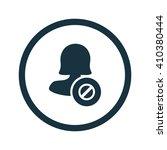 female block user icon