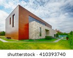 country house | Shutterstock . vector #410393740